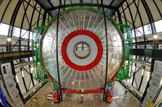 CERN opens access to 300TB of Large Hadron Collider data