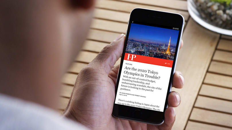 WordPress blogs will soon support Facebook's Instant Articles