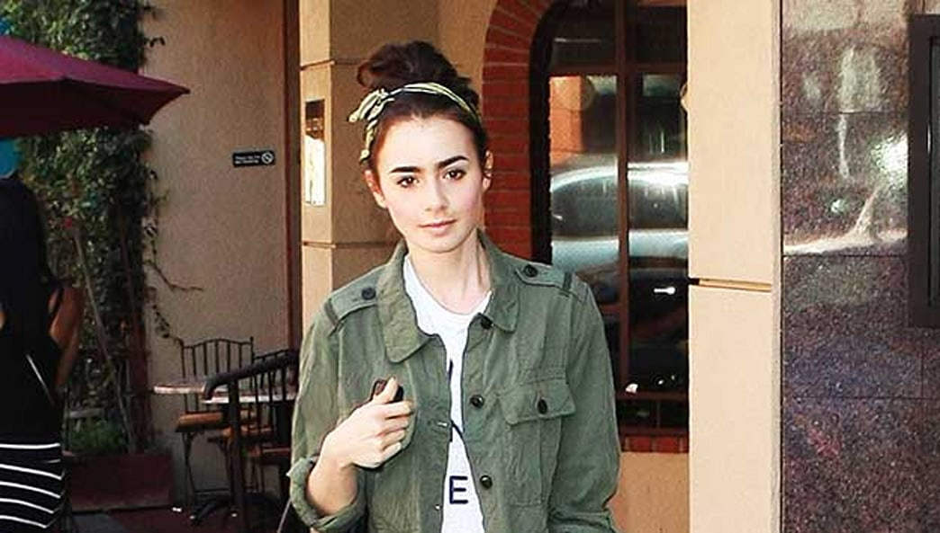Get the Look: Lily Collins Out and About in LA