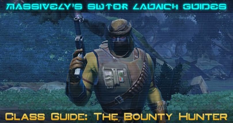 SWTOR: So you want to play a Bounty Hunter