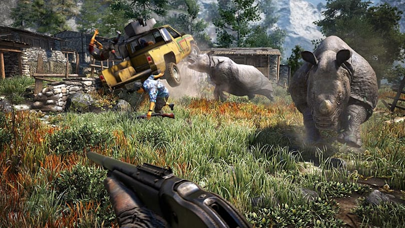 'Far Cry 4': The Joystiq Review