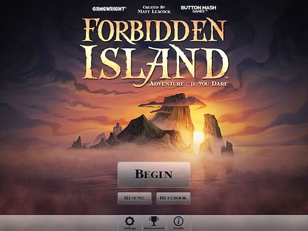 The Joystiq Indie Pitch: Forbidden Island