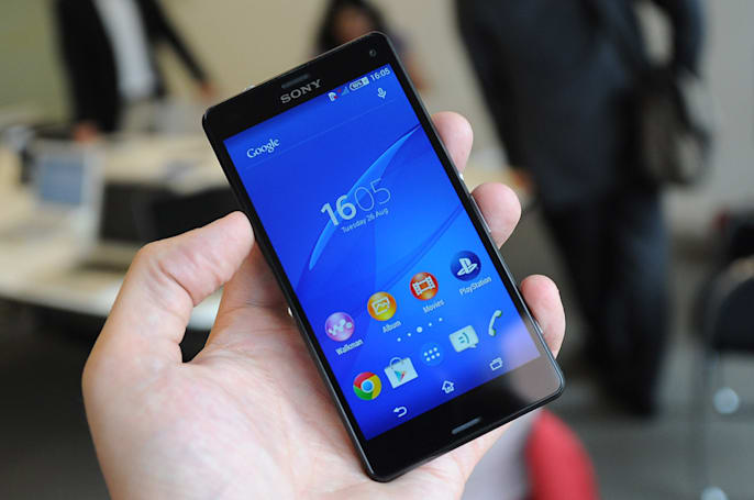 Sony's Xperia Z3 Compact represents what all 'mini' phones should be like