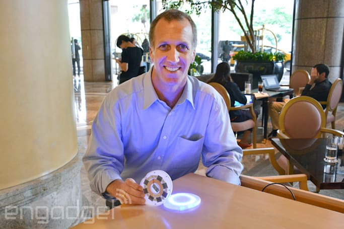 Intel's cable-free future will use WiTricity's advanced wireless charging