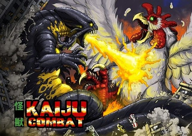 Kaiju Combat Kickstarter on hold over Wizards of the Coast trademark dispute