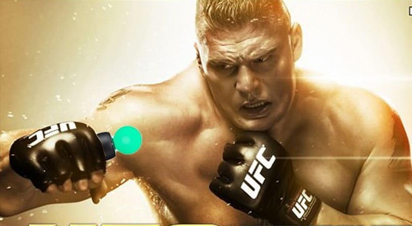 UFC Personal Trainer due in Europe this April