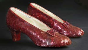 Help Save Dorothy's Ruby Slippers
