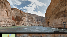 Navigate the Colorado River from your sofa with Google Maps Street View