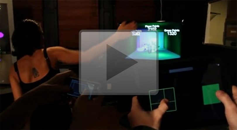 Kinect Hacks: Dodgeball on iOS