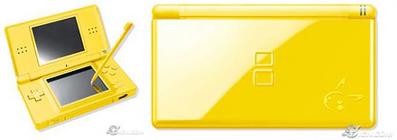 Limited edition Pikachu DS Lite system to hit Japan