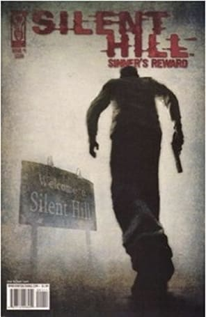 Silent Hill: Sinner's Reward comics now on PSN