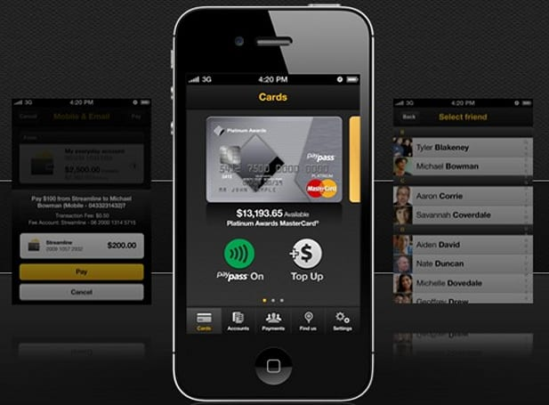 Aussie bank debuts Kaching app, accompanying iCarte case for mobile payments on iPhone 4