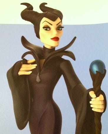 Maleficent finally gets invited to something: Disney Infinity 2.0