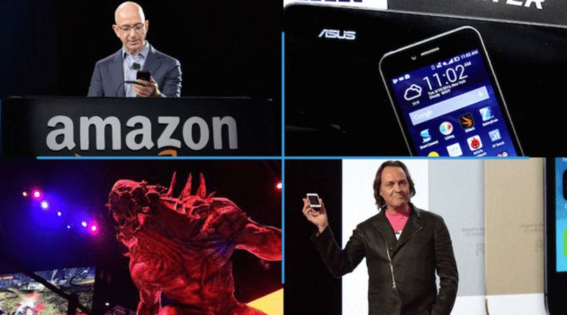 Engadget Daily: Amazon's ultimate weapon, T-Mobile Test Drive and more!