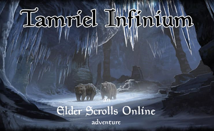 Tamriel Infinium: My love/hate relationship with Elder Scrolls Online