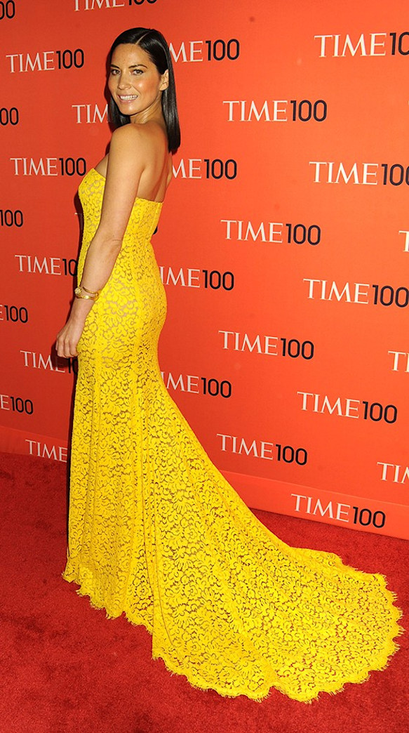 Look of the Week: Olivia Munn at Time 100 Gala