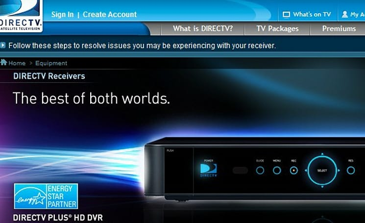DirecTV software update locks up HD DVRs nationwide -- Update: Fixed