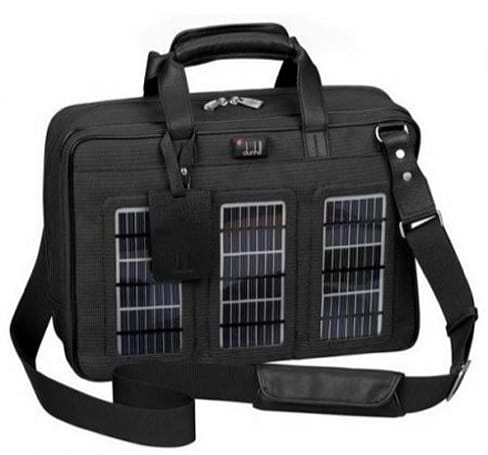 Dunhill's Avorities Solar Panel Bag: so good it doesn't need specs