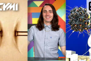 ICYMI: Smart Coats, Robot Whiskers and Vaporizing Lasers