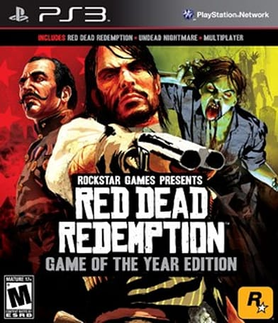 Red Dead Redemption: Game of the Year packs a wallop, at a discount, this October