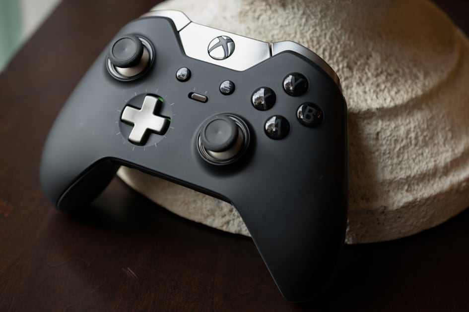 Xbox One Elite Controller Review A Better Gamepad At A