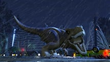 JXE Streams: Exploring 'Lego Jurassic World' brick by brick