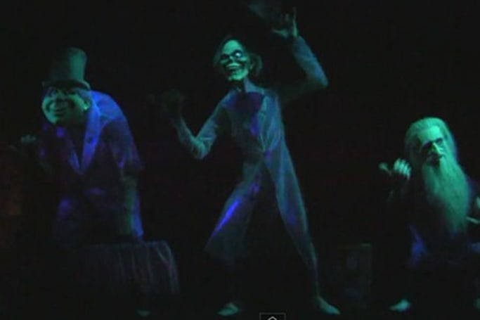 Disney World's Haunted Mansion gets interactive upgrade, digital spooks (video)