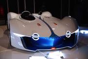 Renault has a futuristic 'Gran Turismo' concept car too