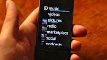 Zune HD hands-on
