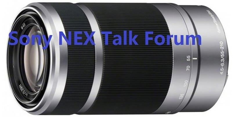 Sony announcing three NEX lenses on August 24th?