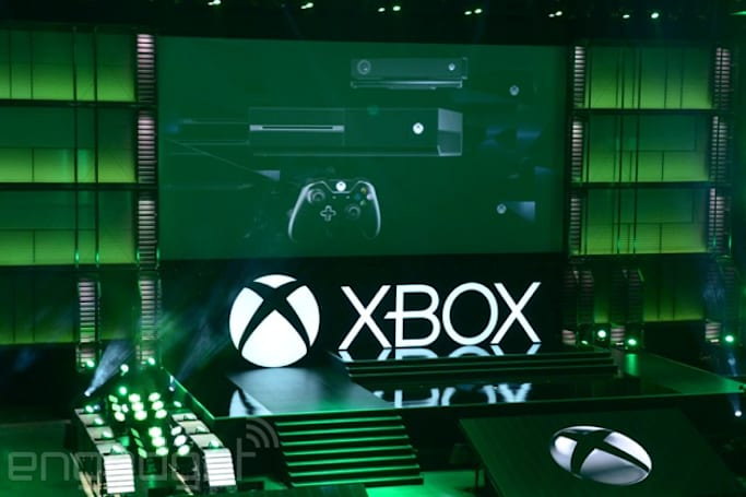 All the games from Microsoft's E3 event