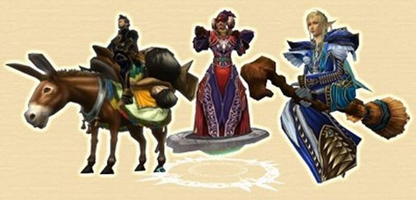 Runes of Magic introduces new mount, brings back old favorites