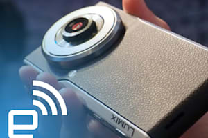 Panasonic's Lumix CM1 Camera Phone