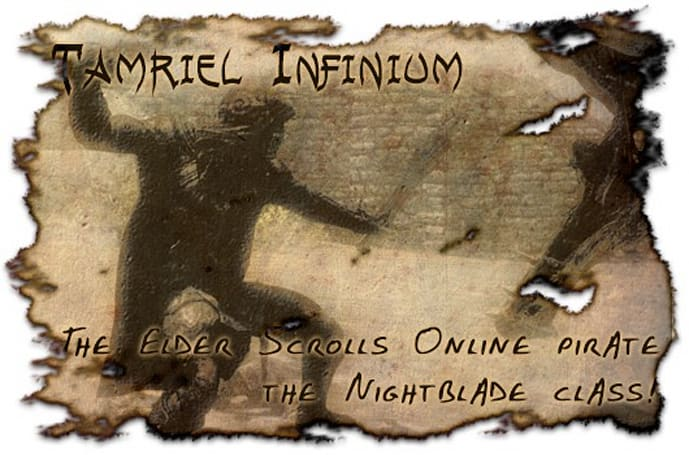 Tamriel Infinium: The Nightblade is The Elder Scrolls Online's pirate
