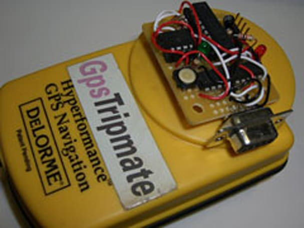 Build your own GPS data logger on the cheap