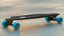 ​Marbel's electric skateboard doesn't look like an electric skateboard