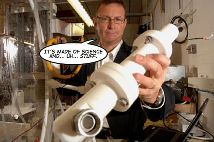 "Steorn redux: more mad ""scientists"" tout free energy gadget"