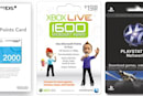 Target offering discounted Wii, Xbox Live and PSN point cards