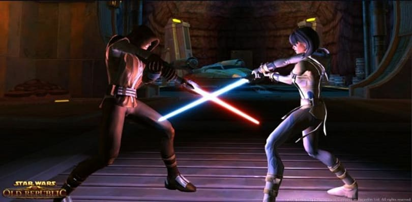 BioWare Producer on heroism and villainy in Star Wars: The Old Republic
