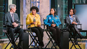 Stephanie Wilson And Sheila Nash-Stevenson Talk About An Average Day For Them At NASA