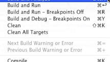 Xcode 3.2 Daily Tip: Analyzing Your Code