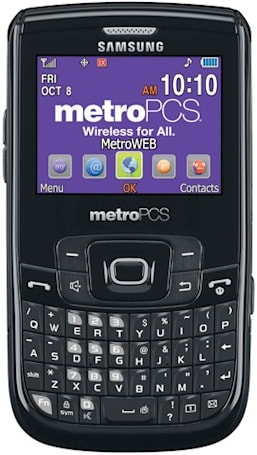 Samsung Freeform II freestyles its way onto MetroPCS