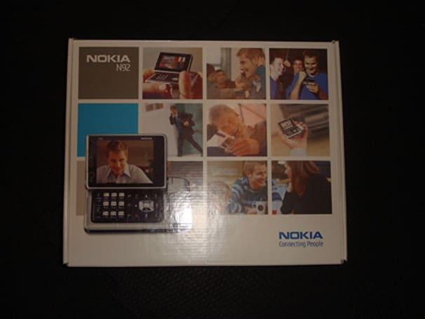 The Boy Genius Report: Nokia N92 Unboxing