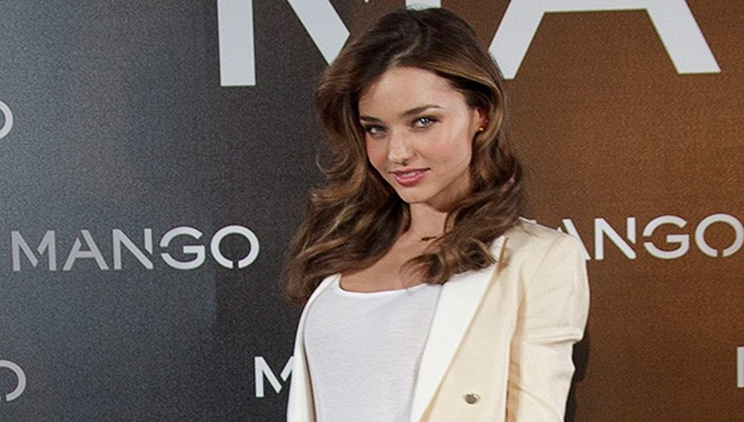 Miranda Kerr Unveiled as Newest Face of Mango