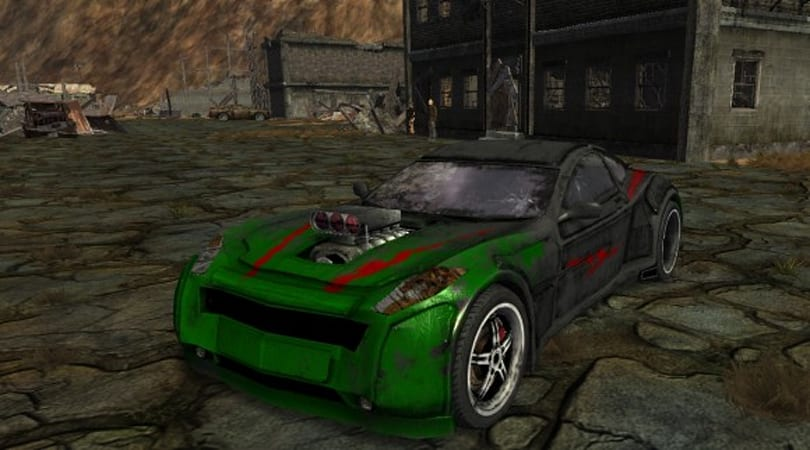 Bring a little color to your ride in Fallen Earth