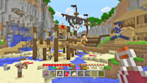 'Minecraft' players can battle each other next month