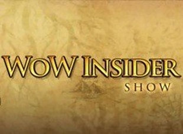 WoW Insider Show live today (and next Wednesday)