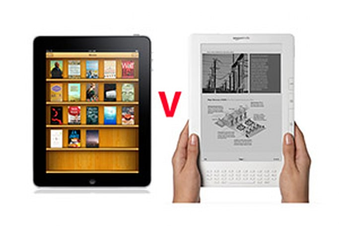Reading a book is faster than reading an iBook