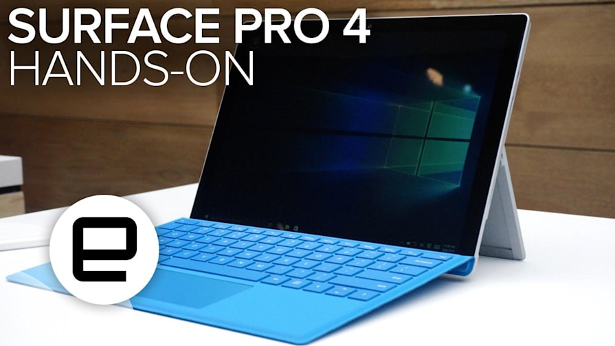 Surface Pro 4: Hands-on
