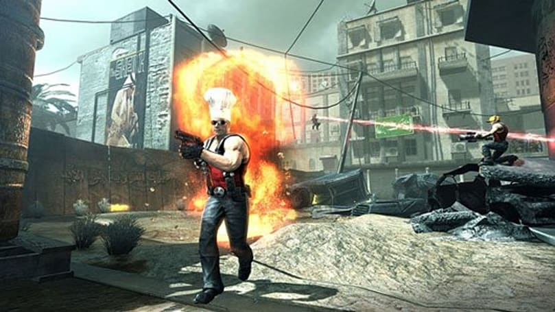 Duke Nukem Forever getting fanciful hats (and new multiplayer modes/maps) this fall
